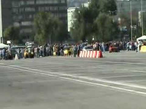 23 Eylül Ankara Drag Yarışları Vega BMW