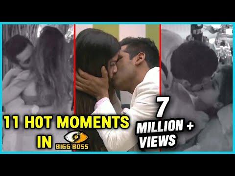 Xxx Mp4 11 H0t INTIMATE Moments From Bigg Boss 11 Puneesh Sharma Bandgi Kalra Shilpa Shinde Arshi Khan 3gp Sex