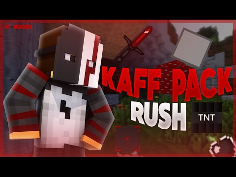 [RESSOURCE PACK] KAFF'PACK RUSH - 1.9/1.8 By Herinx