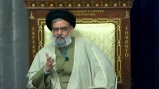 Gemstones In Islam; Signs Of A Shi'a : Maulana Syed Rizvi