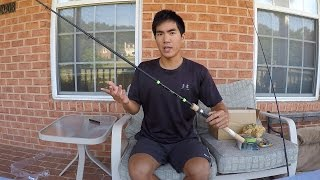 TackleWarehouse/BassProShops Unboxing + G. Loomis E6X/Quantum Smoke PT Rod Unveiling