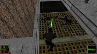 Star Wars Jedi Knight: Dark Forces II - (Level 4) The Jedi's Lightsaber