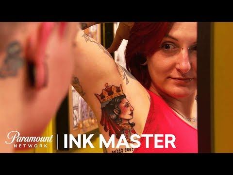 Xxx Mp4 Glutton For Punishment Armpits Pt 1 Elimination Tattoo Ink Master Shop Wars Season 9 3gp Sex