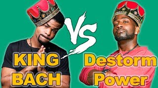 King Bach Vines VS DeStorm Power Vines | Who Is The Winner?