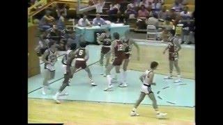Olympics - 1984 Los Angeles - Basketball - Mens Qualifying - USA VS Canada - 1st Half imasportsphile