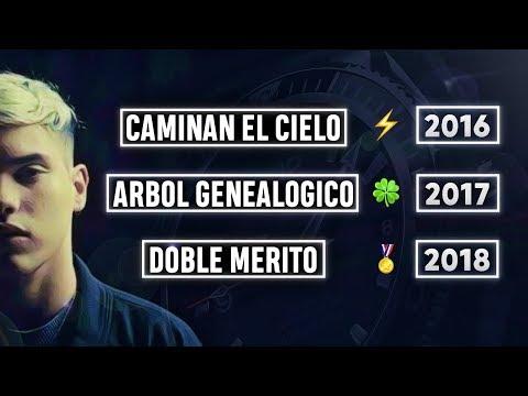 3 RIMAS QUE MARCARON LOS AÑOS