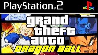 GTA DRAGON BALL Z - A QUE PONTO CHEGAMOS NO PS2?