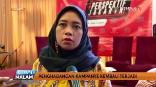 Kampanye Ahok Dihadang Lagi, KPU Tak Tinggal Diam