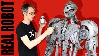Avengers Ultron #40, Painting and Finishing | XRobots