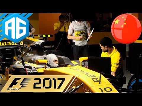 F1 2017 #22 GP DA CHINA - EU NÃO CAUSEI ESSE ACIDENTE (Português-BR)