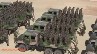 China Moves 300,000 Troops Closer to North Korean Border