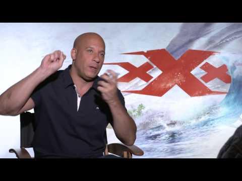 Xxx Mp4 Vin Diesel Interview For XXX Return Of Xander Cage 3gp Sex