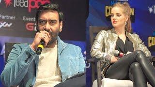 UNCUT Shivaay Movie Comic launch - Ajay Devgan, Erika Kaar