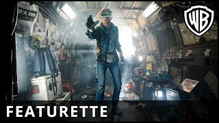 Ready Player One - Motion Capture Featurette - Warner Bros. UK