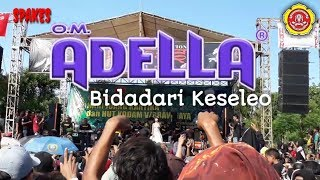 OM. ADELLA - Bidadari Keseleo Live in Desa Kemantren paciran lamongan