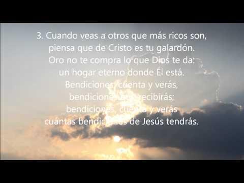 Cuenta Tus Bendiciones con letra Himno SUD HD Rebecca López