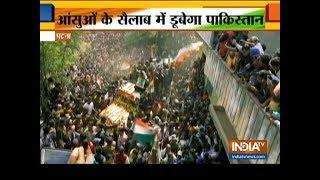 India bids tearful adieu to 40 CRPF martyrs