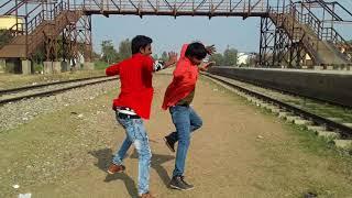 Kabhi bhula kabhi yaad kiya dance by Mangal Raj & Sateesh Sathi( UX Dance Academy Mariahu)