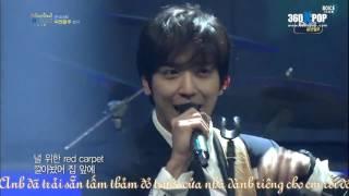 [Vietsub] CNBLUE - Cinderella & Ending  @KBS 2015 ABU TV Song Festival 151113 {BOICE Team}