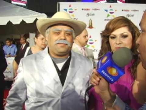DON CHETO Y MARLENE 3 GRUPERO FELIX CASTILLO PREMIOS DE LA RADIO NOV 2009