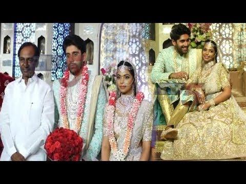 Prathima Hospitals Chairman Srinivas Rao Daughter Hasini Sangeeth Ceremony | TV5 News