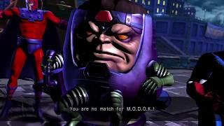 Marvel VS Capcom 3 showcase