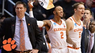 Clemson Prepared For No. 1 Seed Kansas In NCAA Tournament
