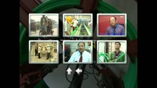 uPVC Pipe and fittings production documentary on BTV Rupantor
