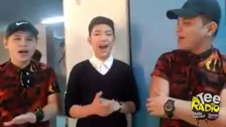 Bjorn Sprouse II ( Uptown Funk cover ) with Darren Espanto