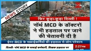 Why is there politics over strike by EDMC sanitation workers?