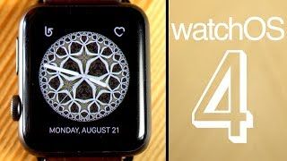 watchOS 4: Everything you need to know, in under four minutes!