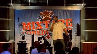 """Mixtape Comedy Show - William """"Spank"""" Horton"""