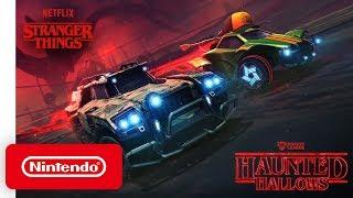 Rocket League - Haunted Hallows Trailer - Nintendo Switch