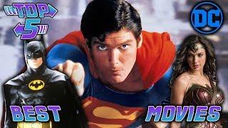 Top 5 Best DC Movies
