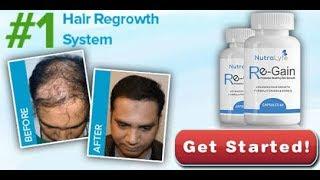 Nuttralyfe||Re-gain||ADVANCED HAIR GROWTH FORMULA