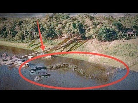 Mitos Legenda Ular Sepanjang 4km di Waduk Jatigede Yang Fenomenal