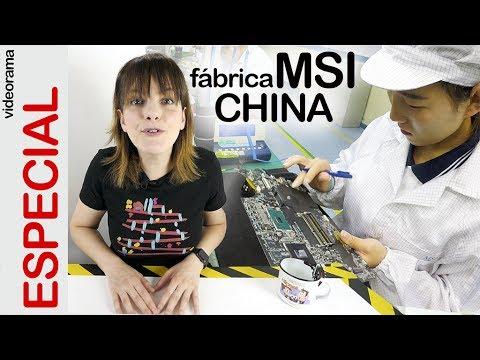 Xxx Mp4 Fábrica De MSI En China Descubrimos Cómo Se Fabrica TODO Un Ordenador Desde Dentro IMPRESIONANTE 3gp Sex