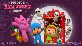Pocoyo: Halloween Show [NUOVO EPISODIO] | HALLOWEEN 2017