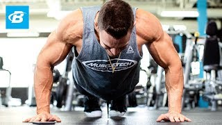 Abel Albonetti's Meanest Chest Workout