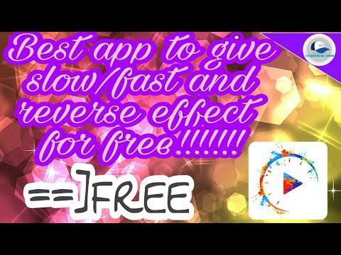 Xxx Mp4 SLOW OR FAST OR REVERSE EFFECT VIDEO ME KAISE डाले BILKUL FREE 3gp Sex
