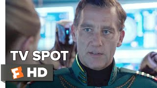 Valerian and the City of a Thousand Planets TV Spot - Threat (2017) | Movieclips Coming Soon