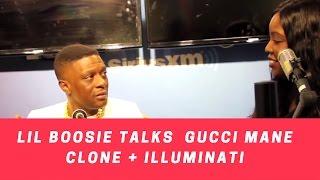 Boosie Talks Gucci Mane Clone Rumor + Illuminati Conspiracy w/ Drea O