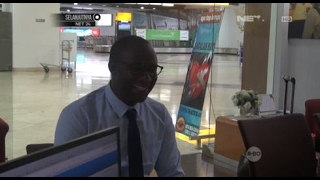 Contoh Baik WNA Afrika ini yang Mengikuti Prosedur - Customs Protection