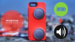 INSANE iPhone Case + GIVEAWAY !