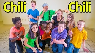Brain Breaks - Action Songs for Children - Chili Chili - Kids Songs by The Learning Station