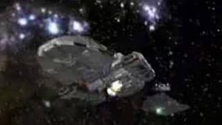 Battlestar Galactica Vs Star Wars Vs Star Trek Vs Babylon 5