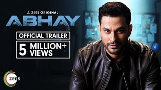 Abhay | Official Trailer | A ZEE5 Original | Kunal Kemmu | Streaming Now On ZEE5