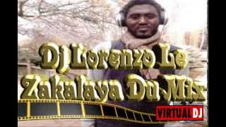 Best of (Shakira dance Megamix) Mix Dj Lorenzo Le Zakalaya