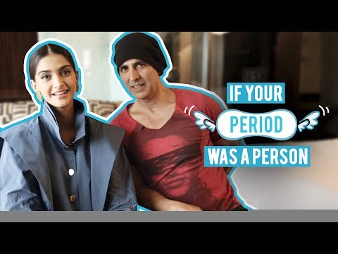 Xxx Mp4 If Your Period Was A Person Akshay Kumar Sonam Kapoor Padman MissMalini 3gp Sex