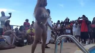 danse sexy d'une senegalaise